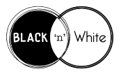 logo black'n'white via ozanam